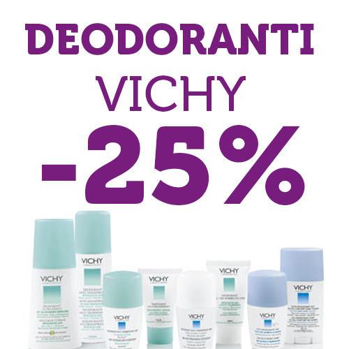 Deodoranti Vichy