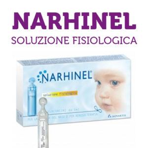 Nahrinel - soluzione fisiologica