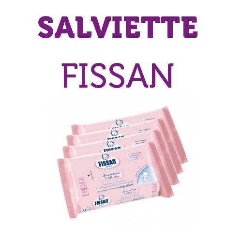 Salviette Fissan