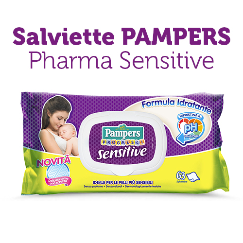Salviette Pampers