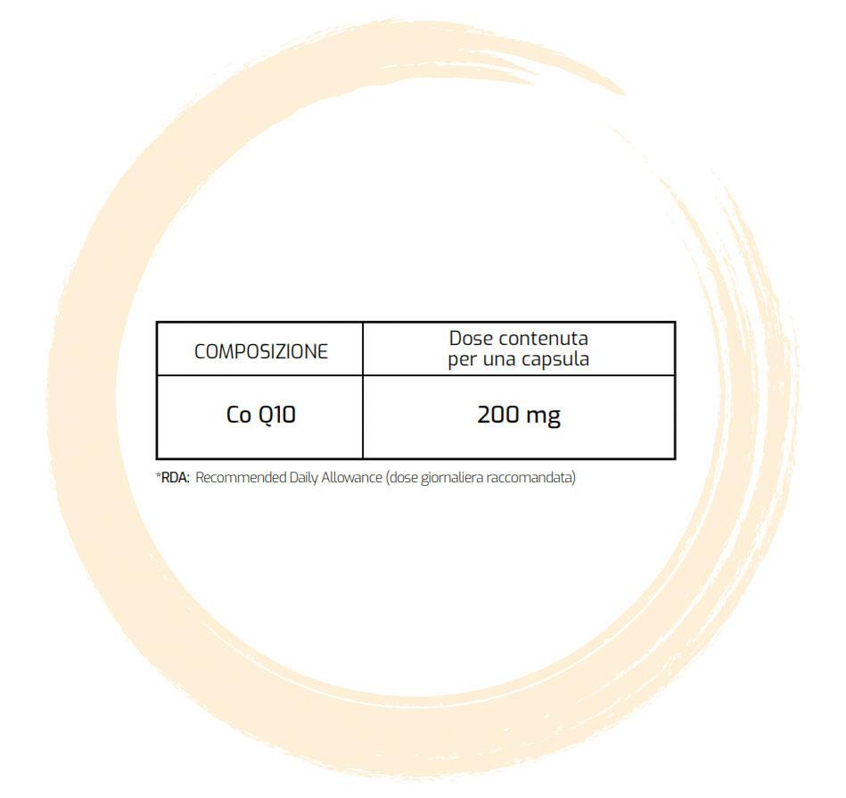 VITALAGE Integratore alimentare a base di coenzima q18